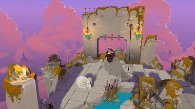 Felix The Reaper Game Screenshot 1