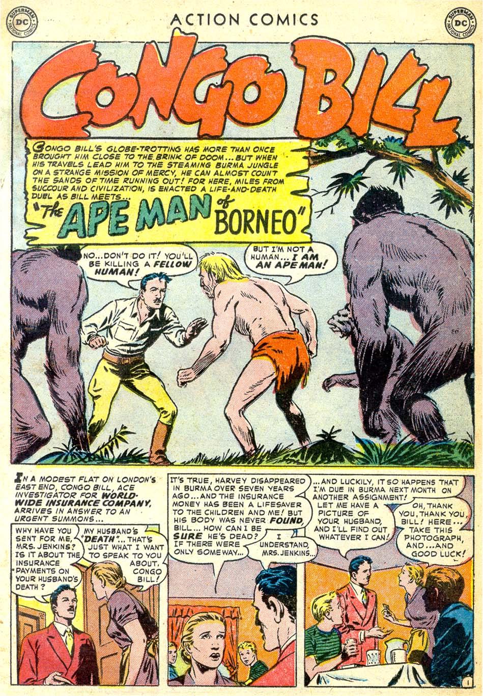 Action Comics (1938) 164 Page 16