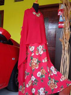 distributor gamis cantik dan murah, jual gamis surabaya