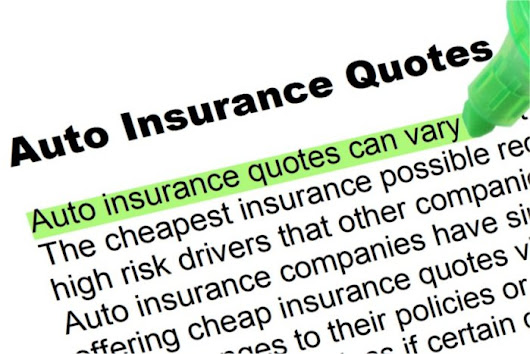 How to get the cheapest Auto Insurance Quotes online