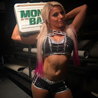 Alexa Bliss Pulled From Money in The Bank