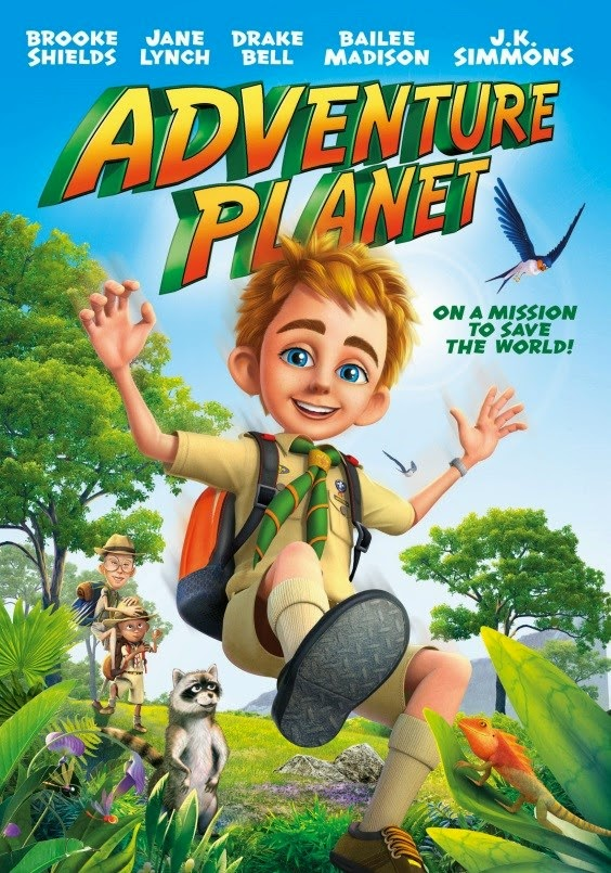 Adventure Planet DVD Giveaway