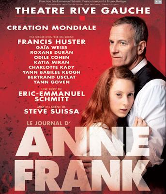 Le Journal d'Anne Frank adapté au théâtre