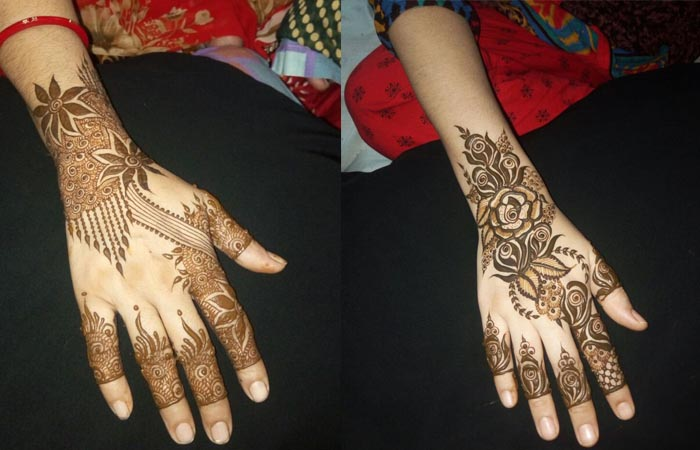 Mehndi designs Images