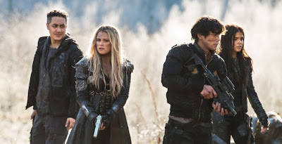 The 100 Season 4 Image