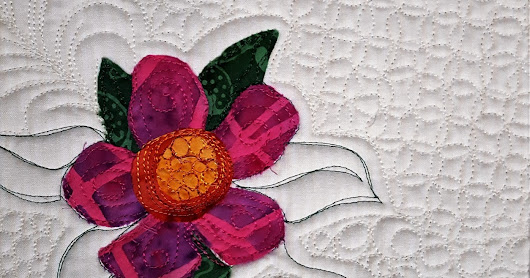 Classes: Free Motion Quilting - BASICS and NEXT STEPS