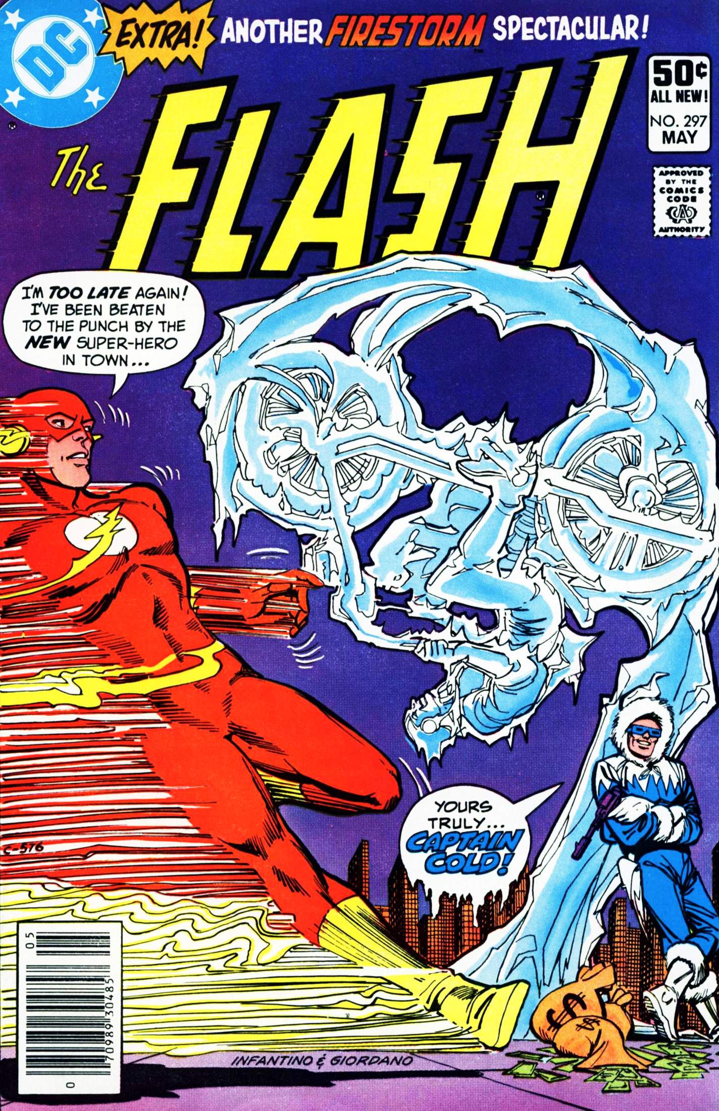 The Flash (1959) 297 Page 1