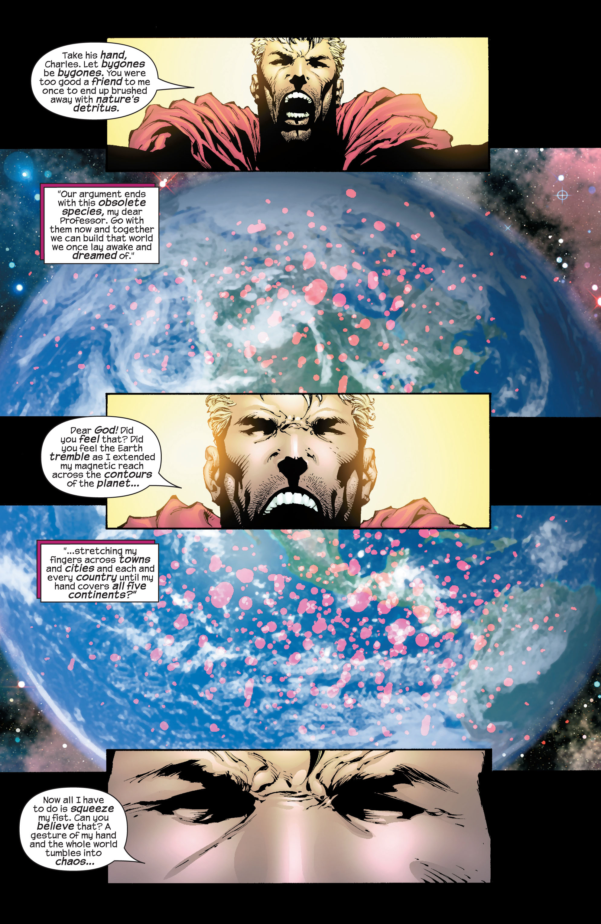 Read online Ultimate X-Men comic -  Issue #30 - 13
