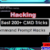 List Of 200+ CMD Tricks & Hacks Commands