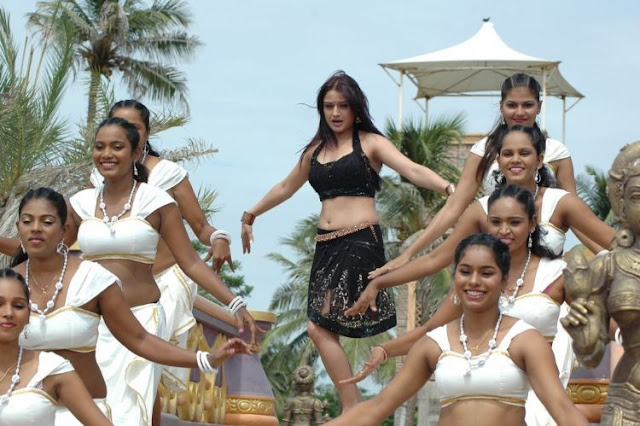 Sonia Agarwal Still from an Item Song