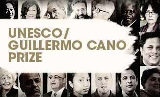 Guillermo Cano Press Freedom Prize