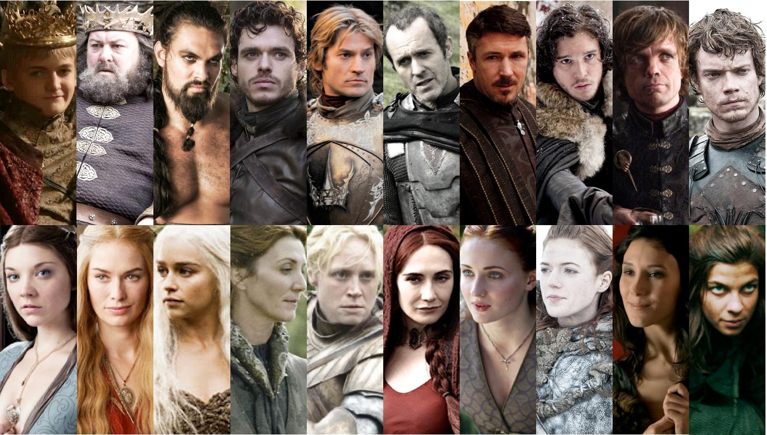 Welcher Game Of Thrones Charakter