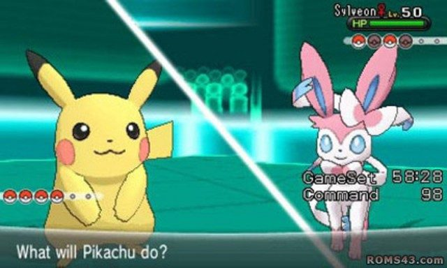 Pokemon X 3Ds Rom Decrypted Download idea gallery