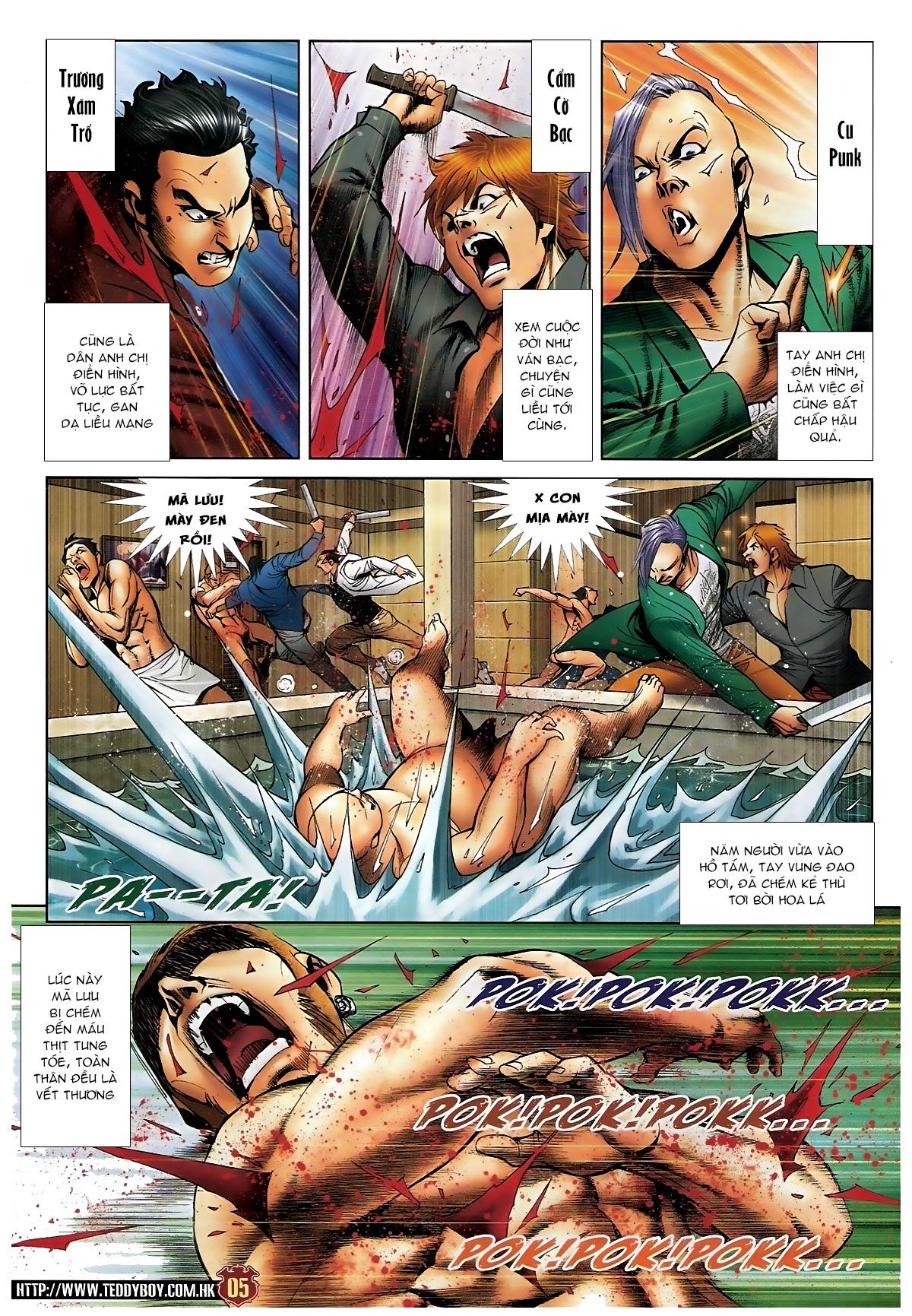 Người Trong Giang Hồ - Chapter 1571: Sơ hội Quá Giang Hổ - Pic 4