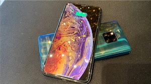 هاتف Galaxy S10 قد يشحن الهواتف الأخري لاسلكيا مثل هواوي Mate 20 Pro