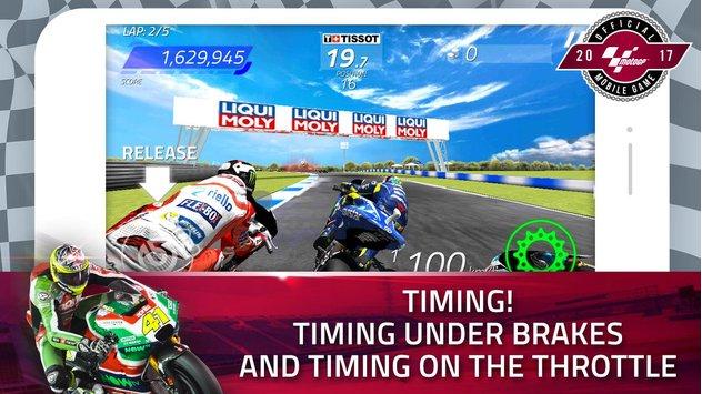 MotoGP Racing 17 Championship Mod Apk V2.1 Terbaru