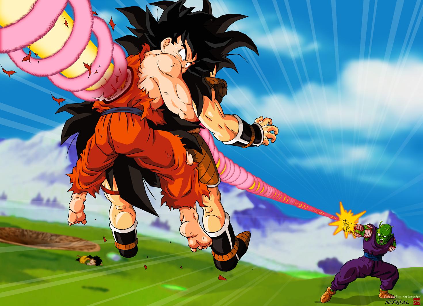 Los 10 mejores ataques de Dragon Ball ~ Nación de Superhéroes