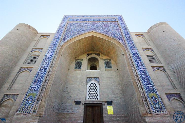 Blog Voyage Ouzbékistan  - Le Chameau Bleu - Séjour à BOukhara