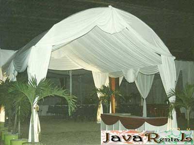 Rental Tenda Canopy - Jakarta