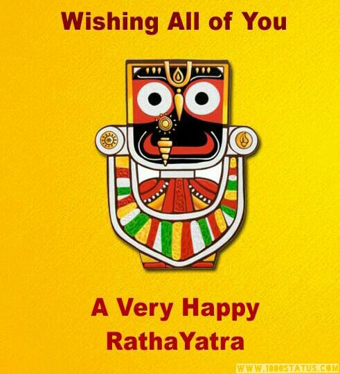 [NEW] Rath Yatra 2018 Wishes, Grettings, Whatsapp status