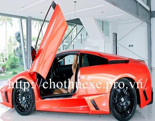 Lamborghini Siêu xe đã có mặt tại Đức Vinh Trans