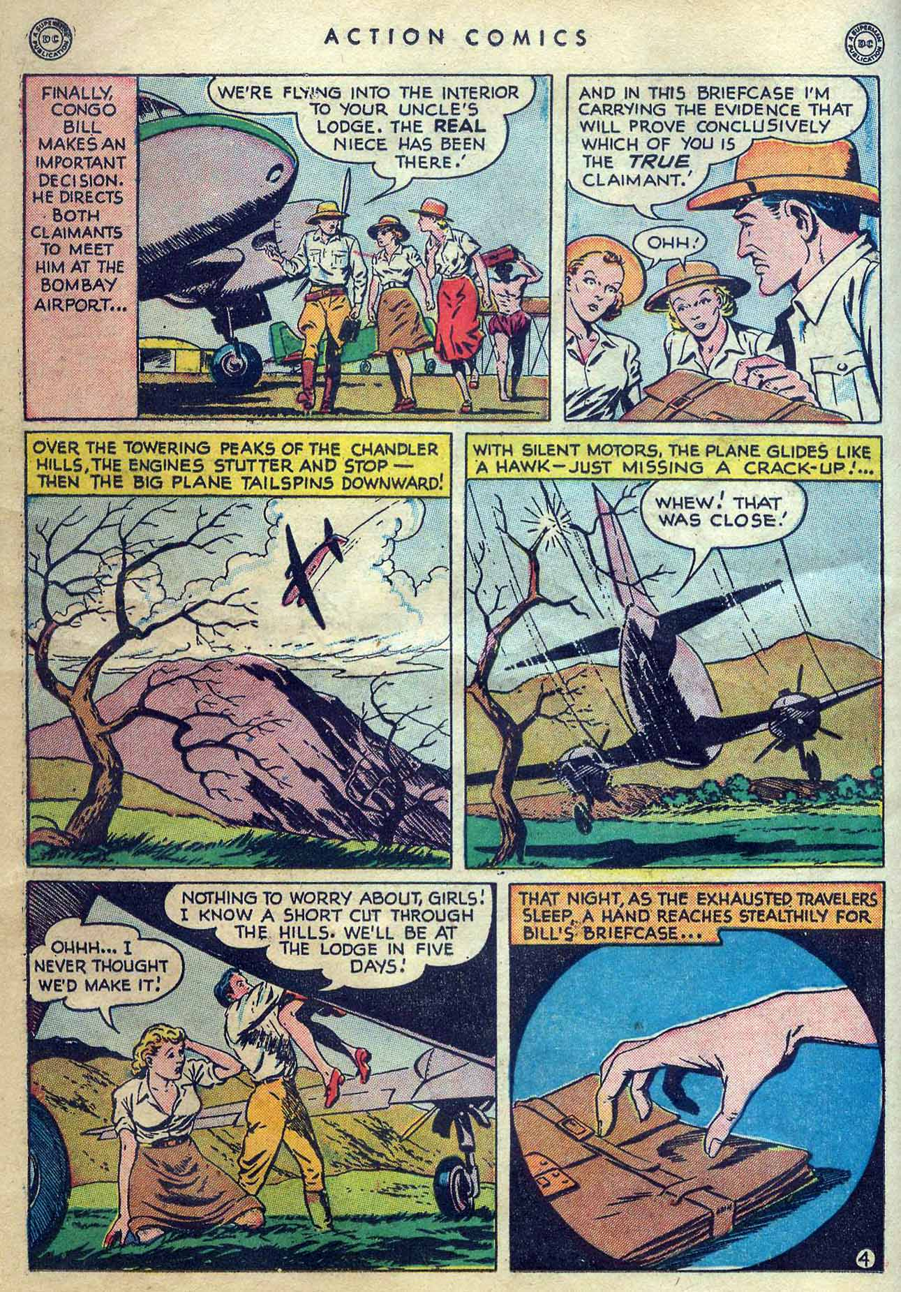 Read online Action Comics (1938) comic -  Issue #131 - 20