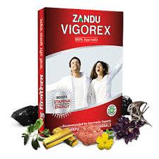 Zandu, Vigorex,
