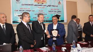 الخوجة, د.رضا حجازى, دكتور رضا حجازى, رئيس قطاع التعليم العام, رضا حجازى, reda hegazy