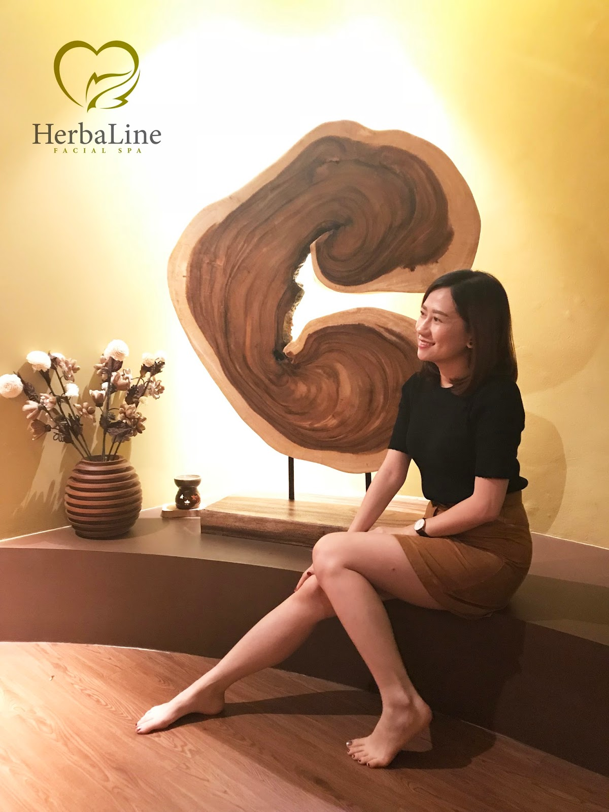 [Beauty Review] Experience 3-IN-1 services with HerbaLine's New Integrated Beauty & Wellness Outlet at Sri Hartamas, Kuala Lumpur
