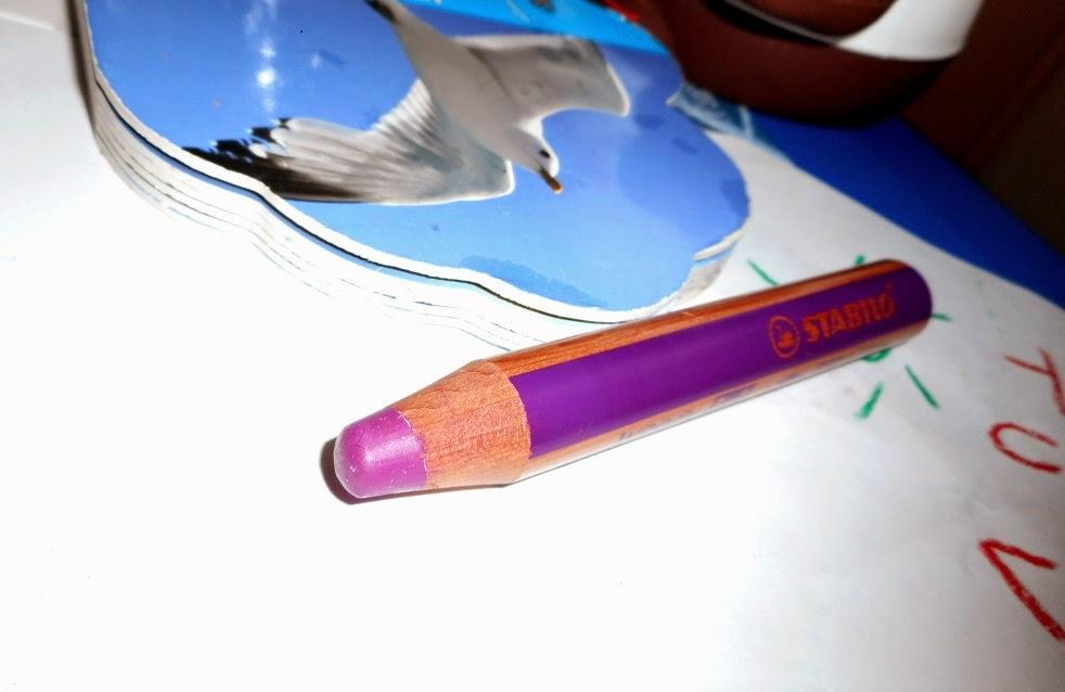 Crayon Stabilo