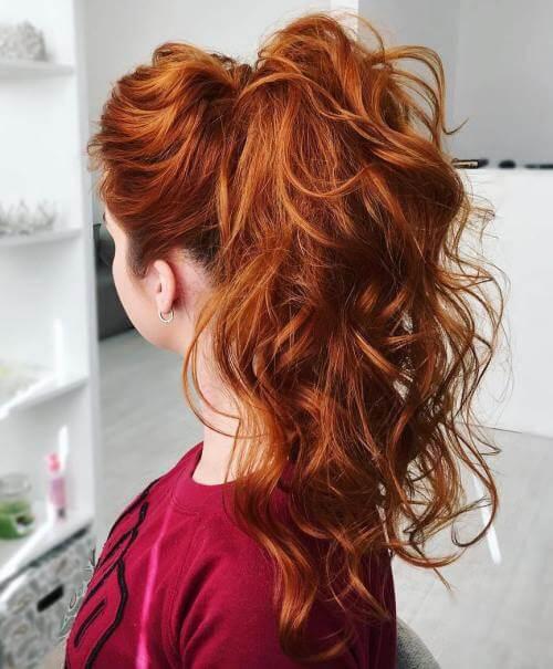 formal bun hairstyles