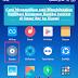 Cara Menampilkan atau Menghilangkan Notifikasi Kecepatan Koneksi Internet di Statur Bar hp Xiaomi