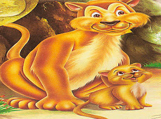 la leona y la zorra fabulas de esopo