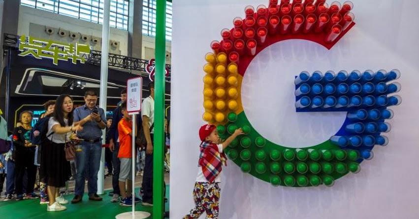 GOOGLE: Gigante de internet invertirá US$ 800 millones para apoyar a las pymes afectados por el Coronavirus
