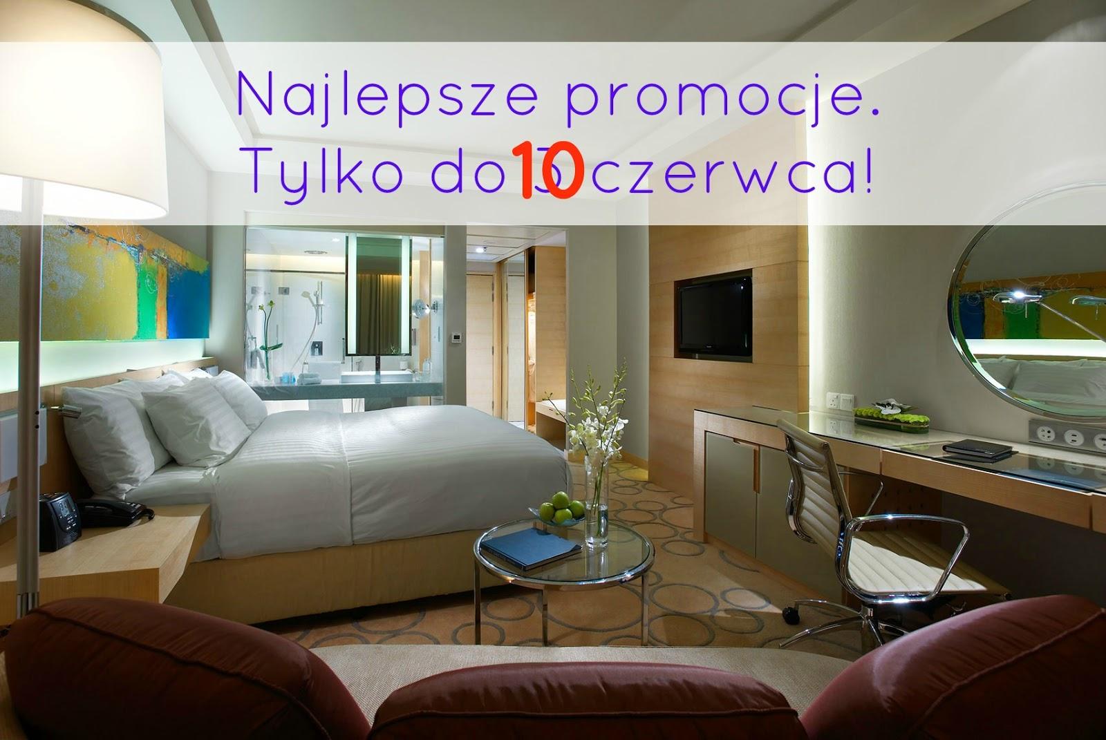 Najlepsze promocje hotelowe