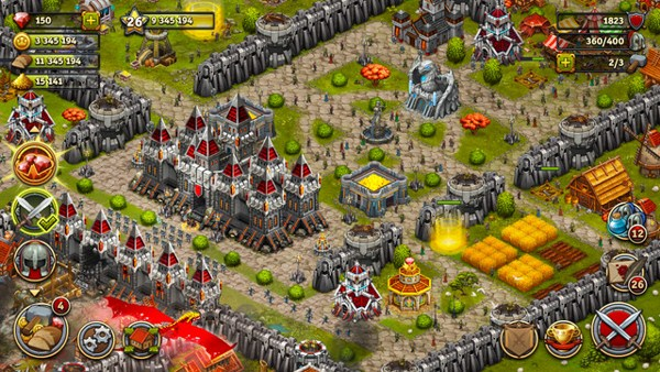 Download Throne Rush