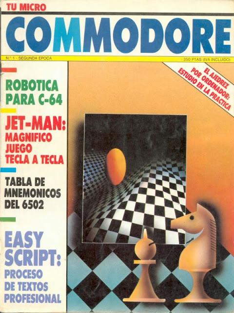 Tu Micro Commodore E2 #01 (E2 01)