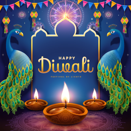 diwali 2019 India diwali elements backgrounds vector Free vector 08