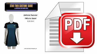 TNG skant sewing tutorial PDF