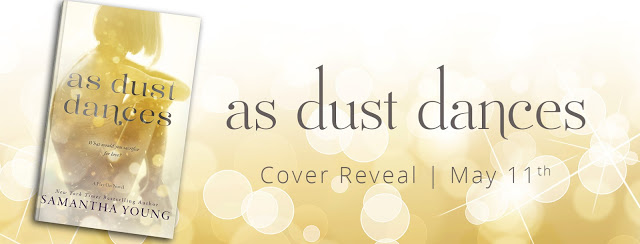 As Dust Dances Cover Reveal