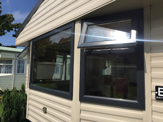static caravan double glazing windows and doors from Westcoast windo