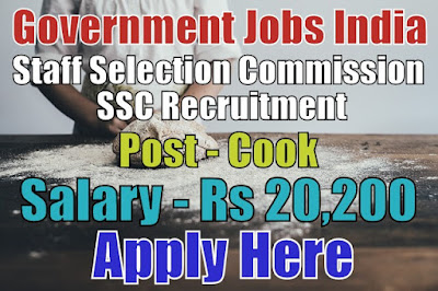 Staff Selection Commission SSC Recruitment 2017