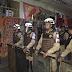 Operação da Policia Realiza   revista na Carceragem de Irecê