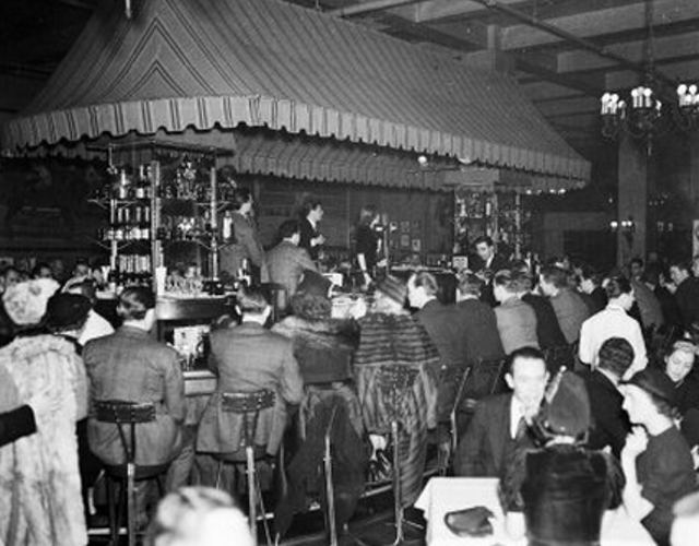 Vintage Photos Of New York City Bars Vintage Everyday