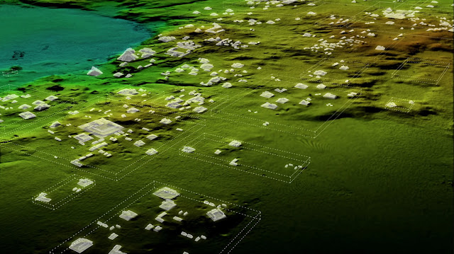Mapping the Maya: Laser technology reveals secrets of an ancient civilization