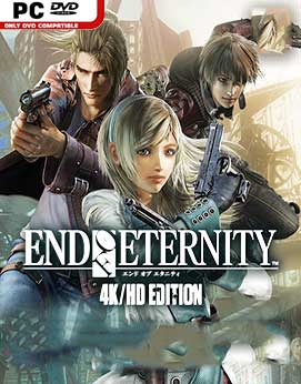 Resonance of Fate End of Eternity 4K HD Edition Jogos Torrent Download capa