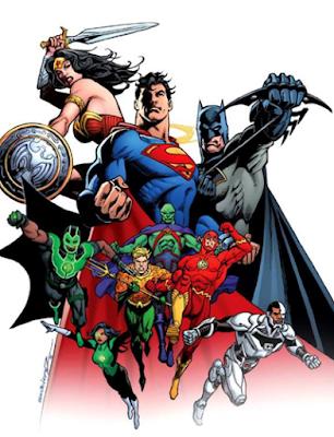 Resultado de imagem para Justice league rebirth