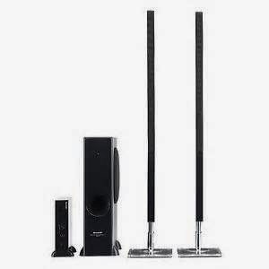 2.1 channel Audio Sistem