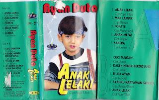 ryan duta album anak lelaki http://www.sampulkasetanak.blogspot.co.id