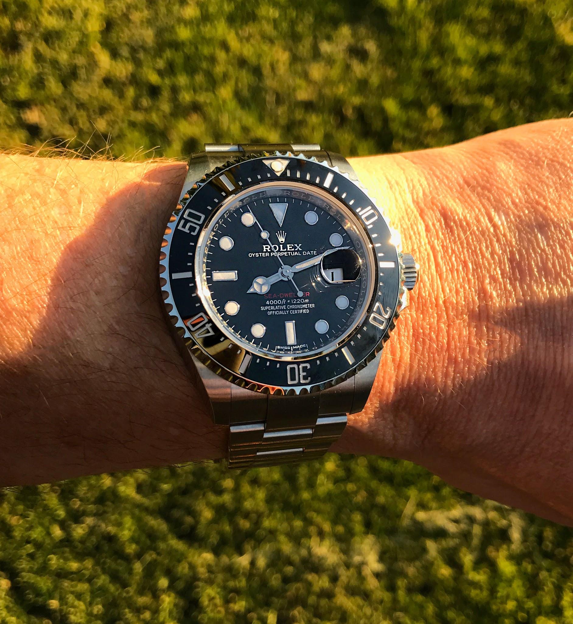 Rolex Sea Dweller 2017